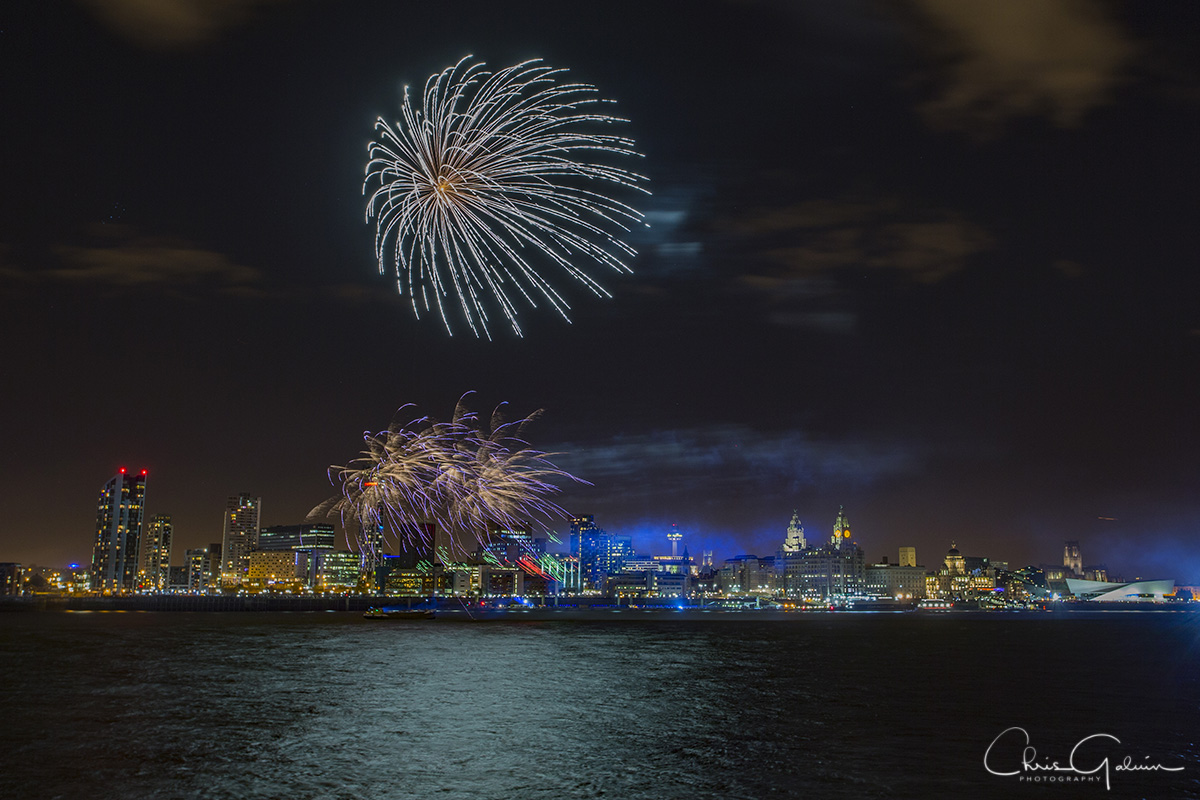 Fireworks 3293