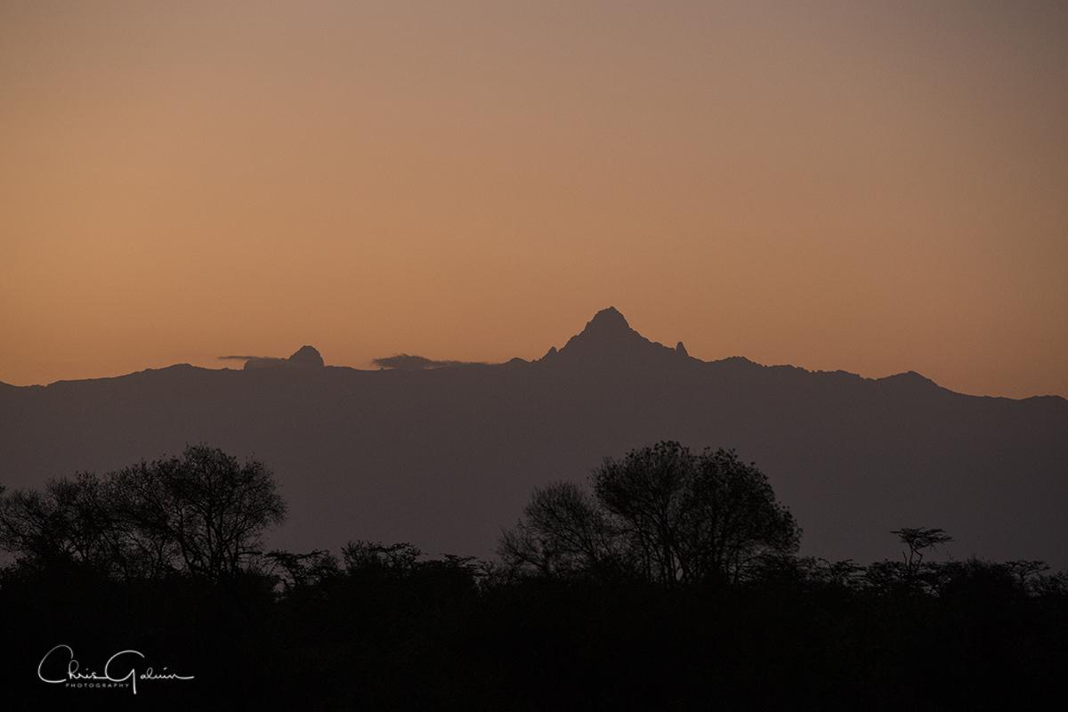 Mount Kenya 2804